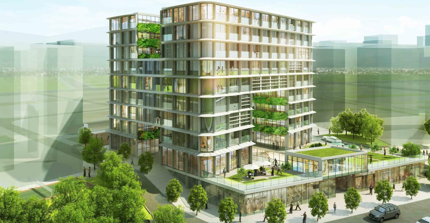 Stratégie d'éco construction de bâtiment appliquée à la Chine