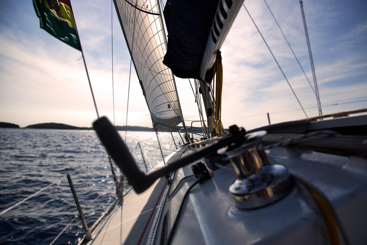 Impact environnemental d'un bateau de la route du Rhum